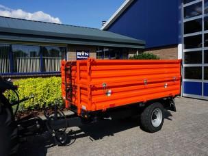 RVT Boxer HTP 30 D kipwagen
